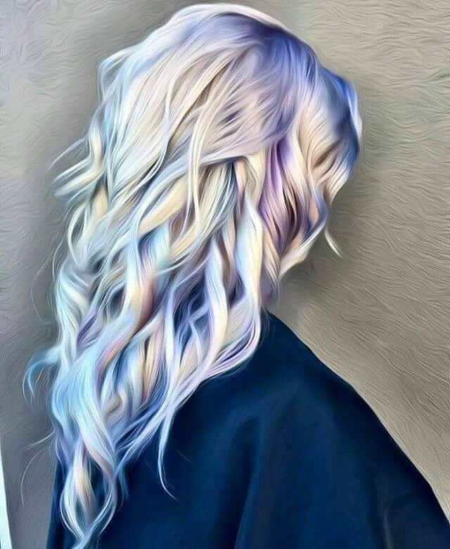 Purple And Blonde Hair Color Find Your Perfect Hair Style