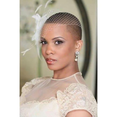 23 Elegant Black Hair Updos for Weddings – HairstyleCamp