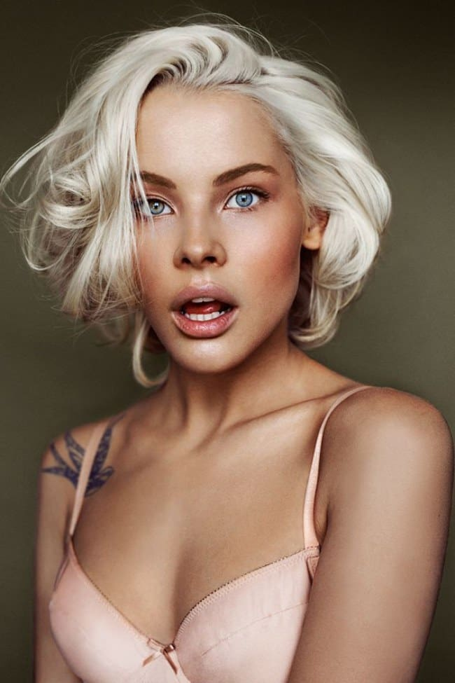 Olive Skinned Beauties The Best Hair Color Ideas