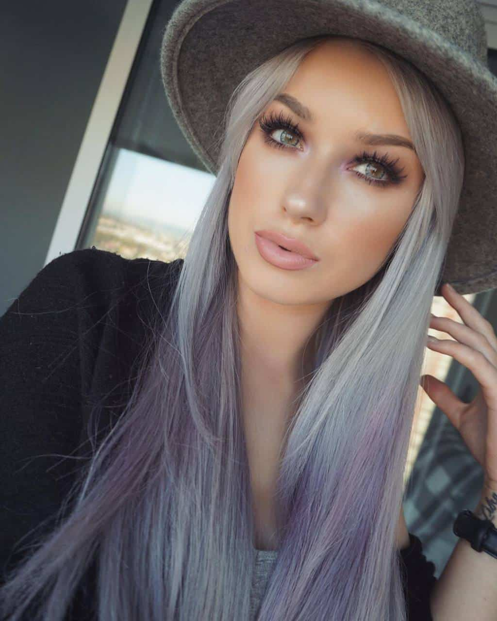 5 Magical Ways To Flaunt Faded Purple Hair
