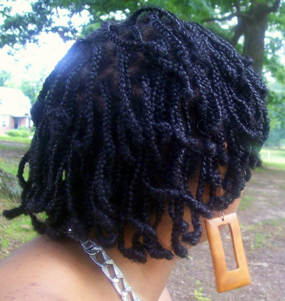 5 Entrancing Curly Box Braids For Black Women Hairstylecamp