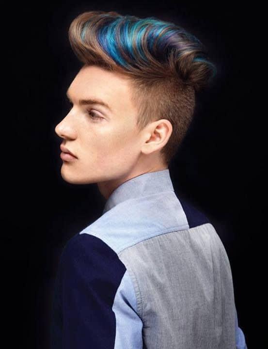 20 Hottest Hair Color Trends for Men [April. 2019]