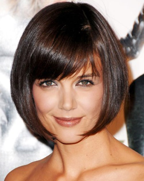 5 Terrific Katie Holmes Short Hairstyles Latest Celeb Trend