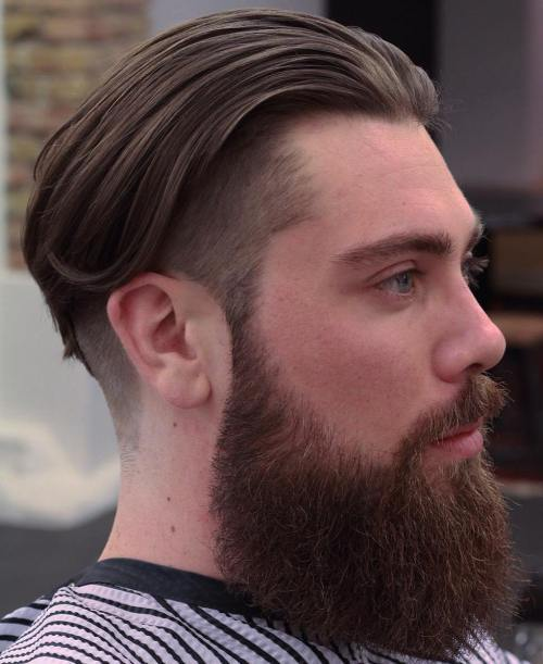 30 Best Long Hair Undercuts For Men July 2019