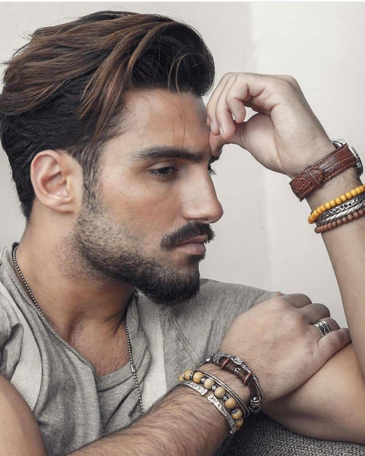 20 Hottest Mens Hair Color Trends In 2018 Hairstylecamp