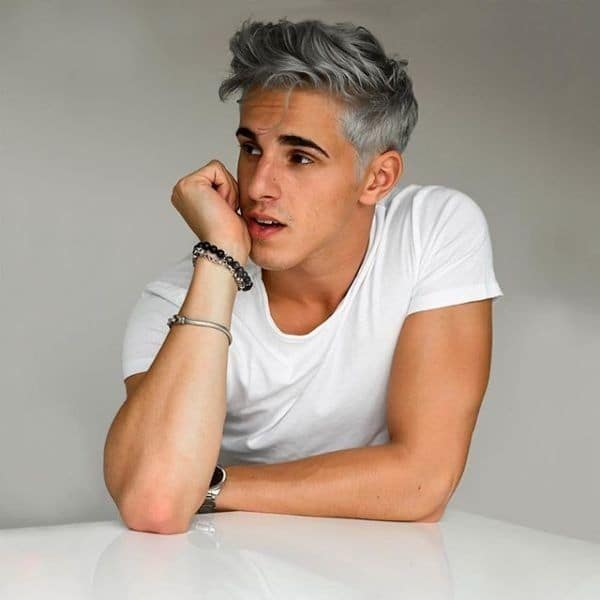 20 Hottest Hair Color Trends For Men February 2019