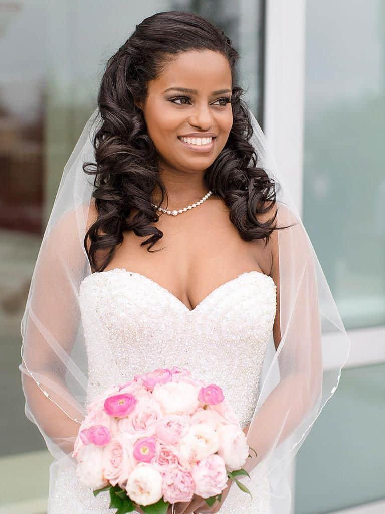 30 Elegant Black Hair Updos For Weddings Hairstylecamp