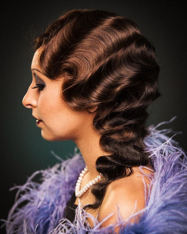 1920s Hairstyles For Long Hair 10 Styling Ideas
