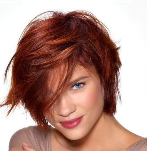 14 Sunny Copper Red Hair Colors For Bright Gals Hairstylecamp