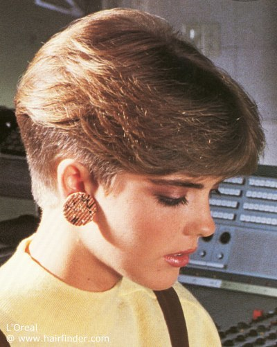 Enjoyable 35 Old School Haircuts For Women To Try Something New Short Hairstyles Gunalazisus