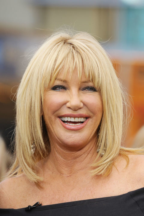 50 Glamorous Hairstyles for Women Over 50