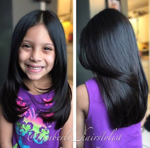 4cutest baby girl hairstyle