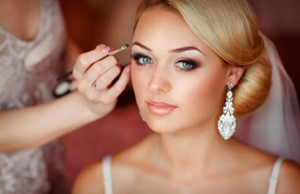 Bride Wedding Hairstyles for Marriage-min