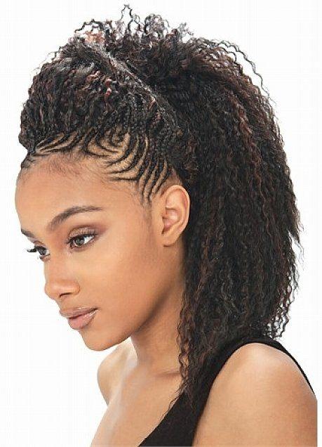 Wondrous 100 Captivating Braided Hairstyles For Black Girls Short Hairstyles Gunalazisus