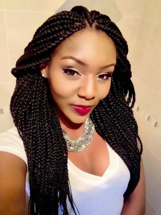Terrific 100 Captivating Braided Hairstyles For Black Girls Short Hairstyles Gunalazisus