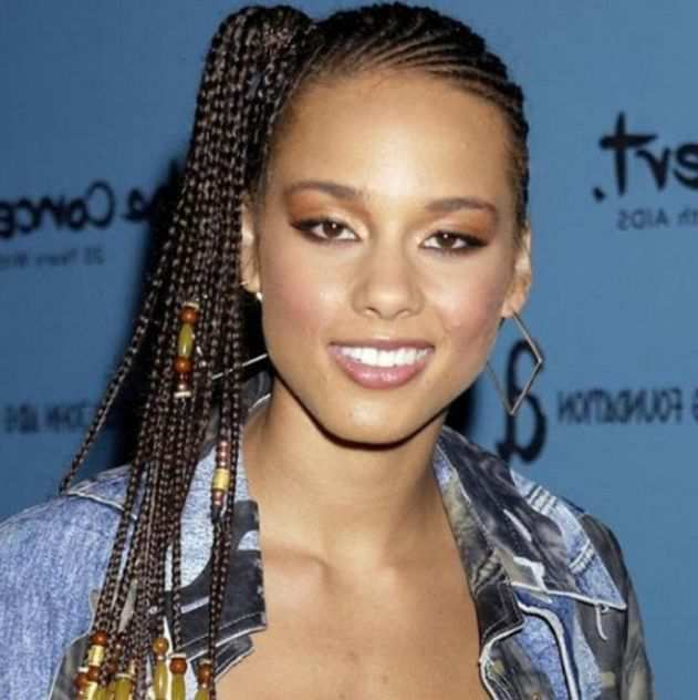 Captivating Braided Hairstyles For Black Girls 85