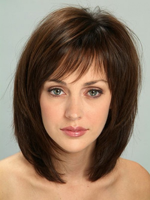 Remarkable 70 Artistic Medium Length Layered Hairstyles To Try Short Hairstyles Gunalazisus