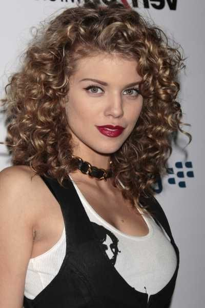 Terrific 50 Amazing Permed Hairstyles For Women Who Love Curls Hairstyles For Men Maxibearus