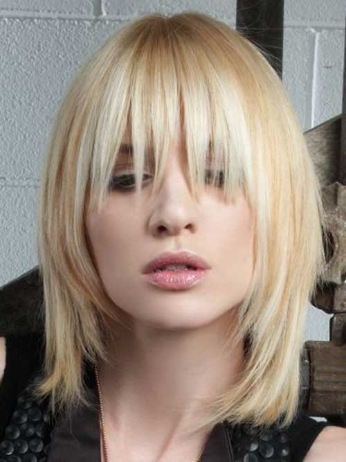 Fantastic 70 Artistic Medium Length Layered Hairstyles To Try Hairstyles For Women Draintrainus