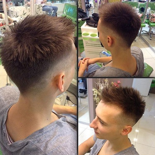 101 Coolest Faux Hawk Hairstyles For Men Hairstylecamp