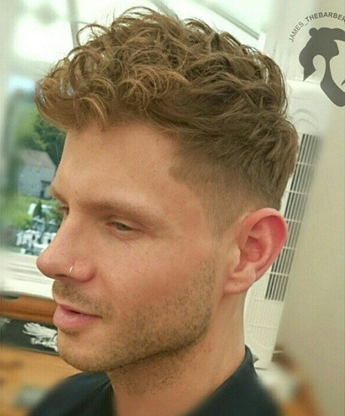 Perfect Coolest Faux Hawk Hairstyle For Men33