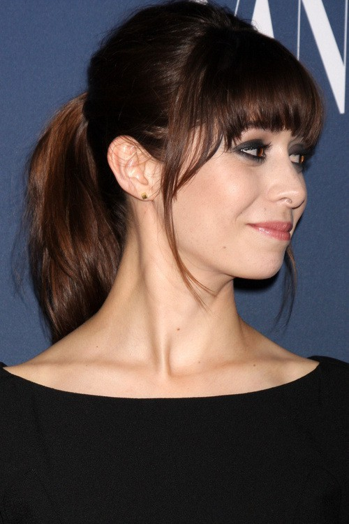 25 Most Amazing Fringe Haircuts for Lovely Women
