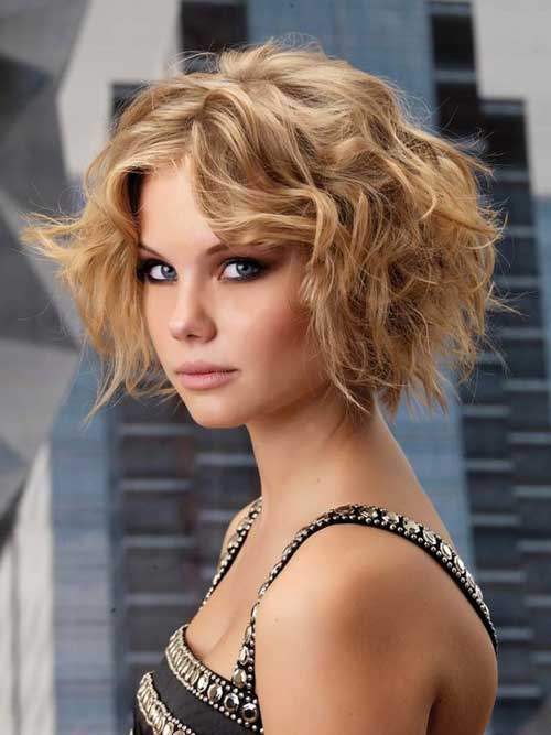 20 Perfect Short Curly & Wavy Hairstyles You\'ll Definitely Love