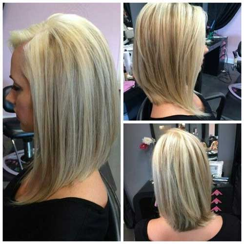 70 Captivating Inverted Bob Haircuts And Hairstyles 2019