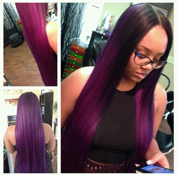 Sew In Hairstyle clean full sew in by hairbylatise httpcommunityblackhairinformation 40 Chicest Sew In Hairstyles For Black Women