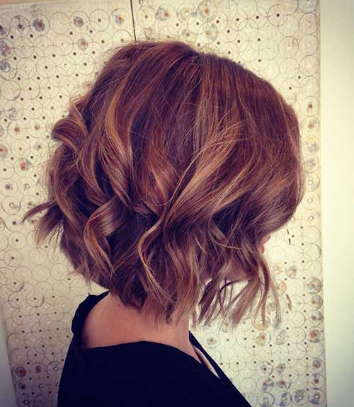 13 Captivating Inverted Bob Haircuts and Hairstyles [13]