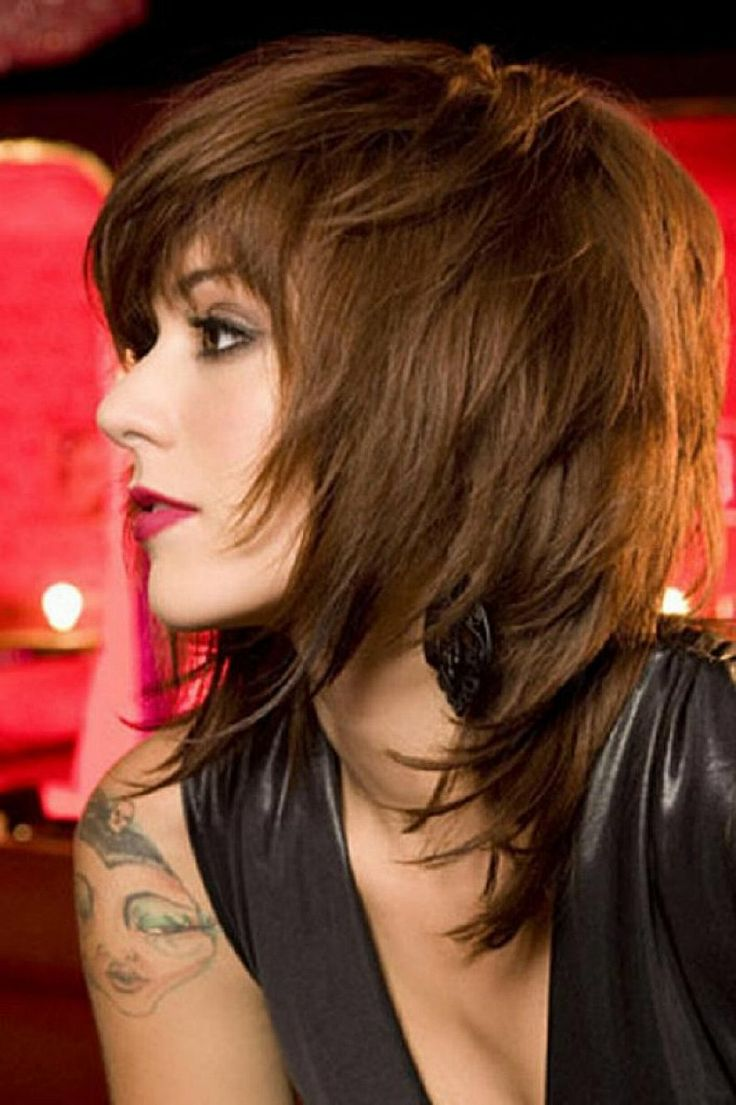 Cool 40 Ravishing Short Shag Haircuts For Women Hairstyle Inspiration Daily Dogsangcom