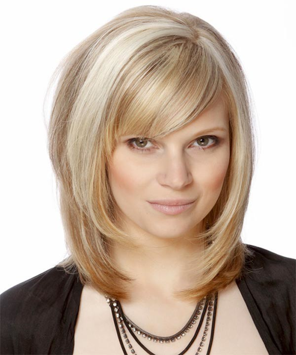 Remarkable Medium Bob Haircuts With Layers Best Hairstyles 2017 Short Hairstyles For Black Women Fulllsitofus