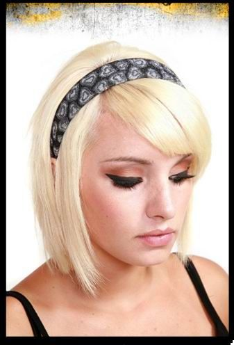 cute girl Stylish Headband