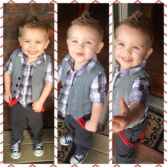 81 Most Adorable Baby Boy Haircuts In 2019 Hairstylecamp