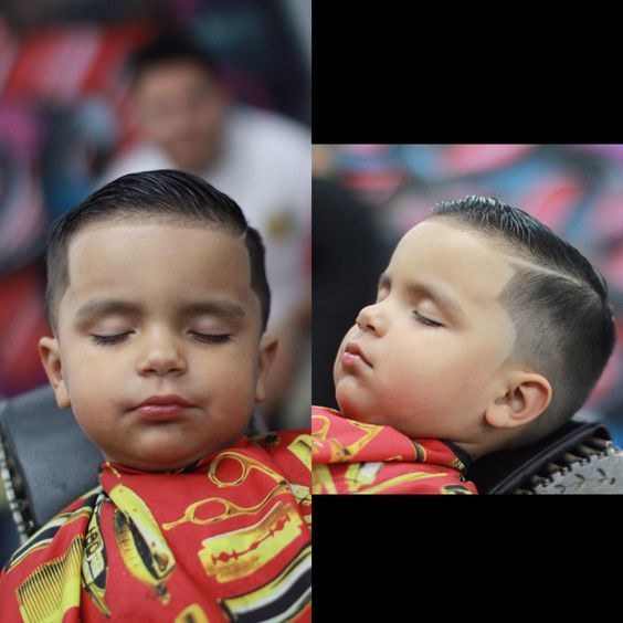 70 Most Adorable Baby Boy Haircuts 2017