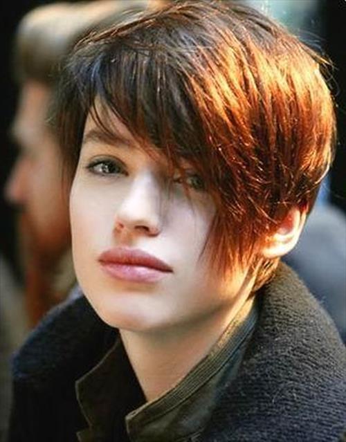 Pleasant 49 Delightful Short Hairstyles For Teen Girls Hairstyles For Men Maxibearus