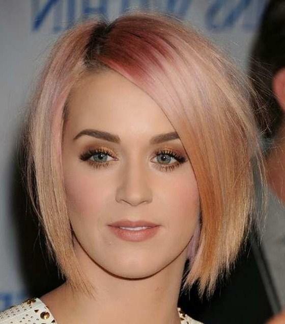 Wanna girl short hairstyle