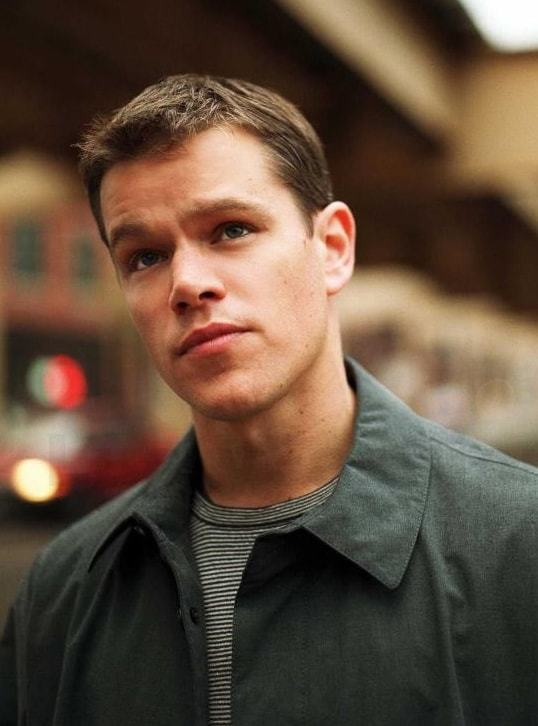 25 refined ivy league haircuts for smart guys matt damon ivy league urmus Images