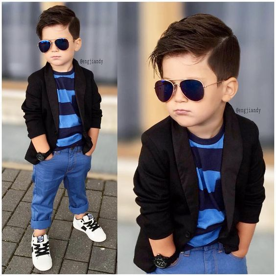Baby Boy Hairstyles For Long Hair The Best Undercut Ponytail