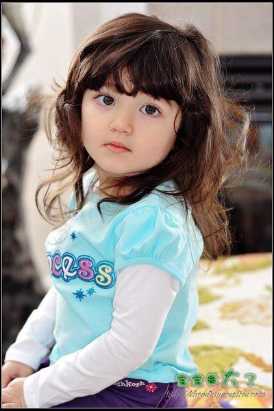 Hair cut styles for girl baby