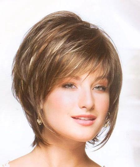 Bob Haircuts With Bangs for Women 20-min