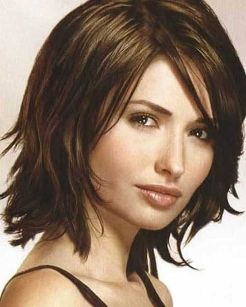 Hairstyles For Women With Thin Hair short hairstyles for women with thin fine hair tousled bob Best Hair Thinning For Young Girl