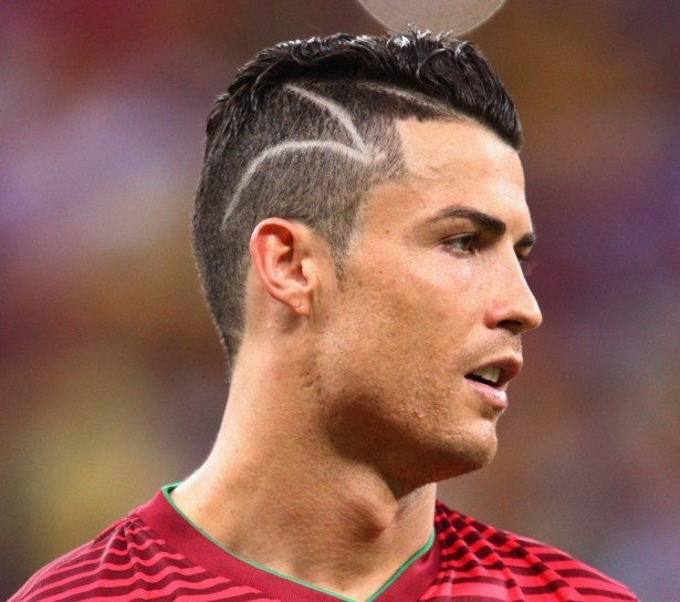 Cristiano Ronaldo Hairstyles cristiano ronaldo updated haircut thesalonguy Cristiano Ronaldo Haircut For Men 2016 2017