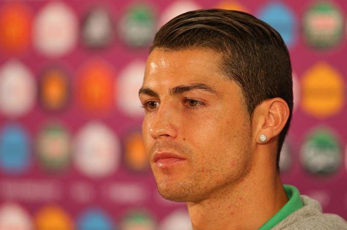 Hair Cristiano Ronaldo