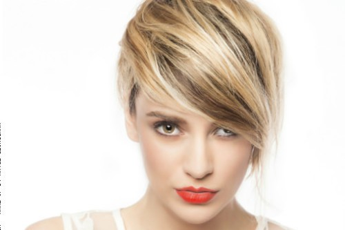 70 Amazing Side Swept Bangs