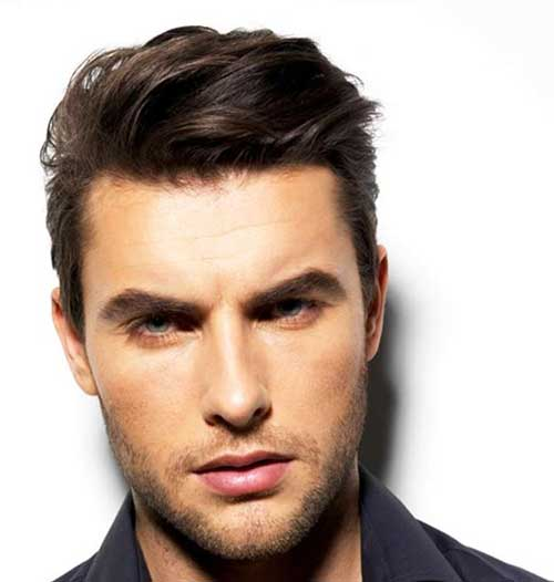 Mens Hairstyles For Thinning Hair In Front