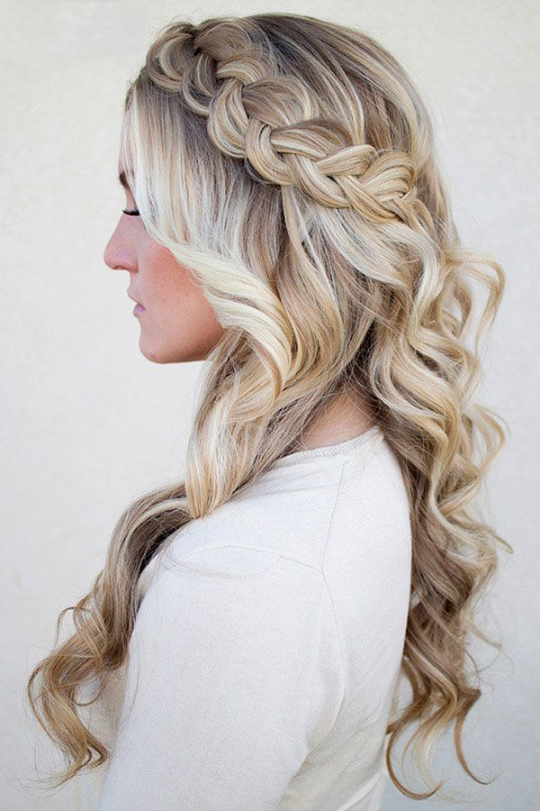 44 Magical Hairstyles For Teenage Girls To Bump Up The Beauty
