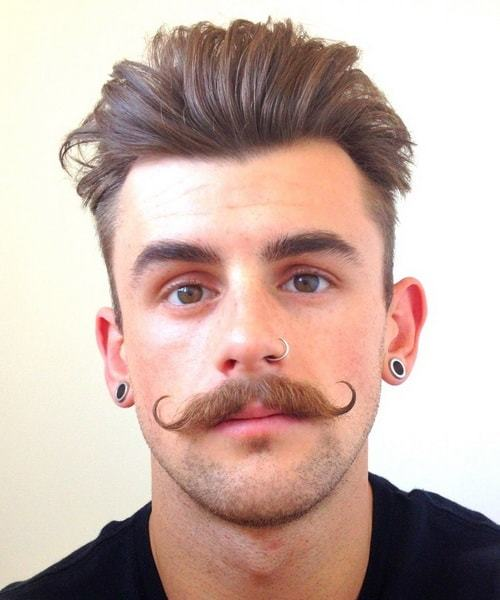 50 Hipster Haircuts for Guys to Make a Killer First Impression
