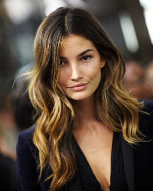 Hottest Hair Color Trends 2016 for Women 17