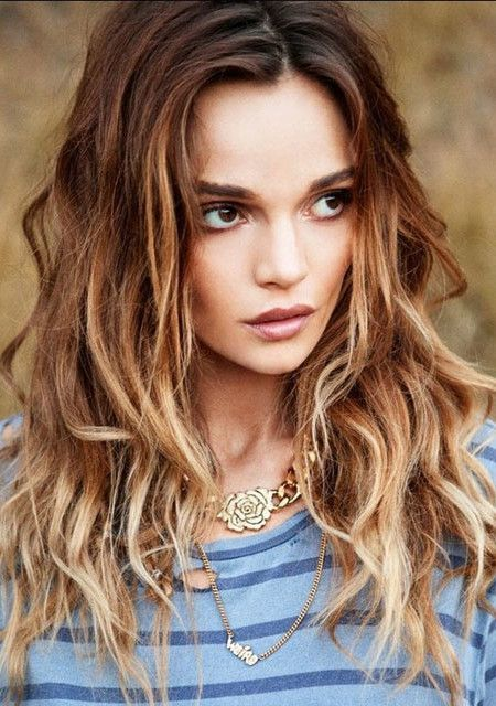 Hottest Hair Color Trends 2016 for Women 21